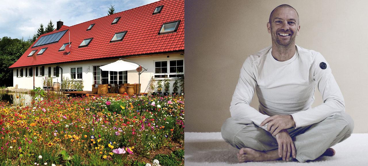 Richard Neururer –Yoga Neururer –Seminar, Yoga im Steighof