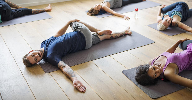 Richard Neururer –Yoga Neururer –Seminare, Slider